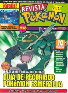 Pokemon Revista N°65 [PDF]