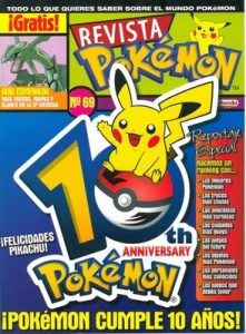 Pokemon Revista N°69 [PDF]
