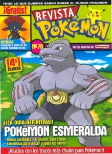 Pokemon Revista N°70 [PDF]