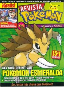 Pokemon Revista N°71 [PDF]