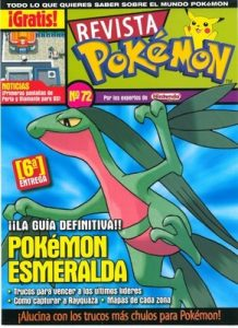 Pokemon Revista N°72 [PDF]