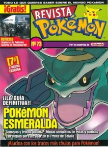 Pokemon Revista N°73 [PDF]