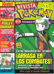 Pokemon Revista N°74 [PDF]