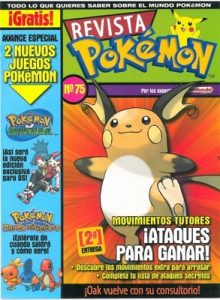 Pokemon Revista N°75 [PDF]