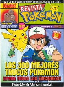 Pokemon Revista N°77 [PDF]