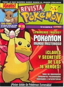Pokemon Revista N°78 [PDF]