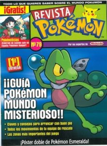 Pokemon Revista N°79 [PDF]