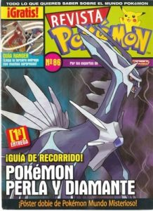 Pokemon Revista N°86 [PDF]
