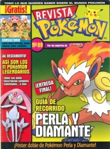 Pokemon Revista N°89 [PDF]