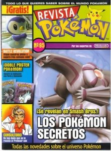 Pokemon Revista N°95 [PDF]