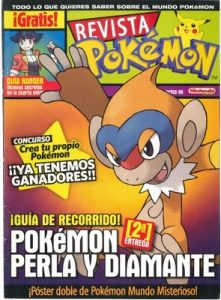 Pokemon Revista N°87 [PDF]