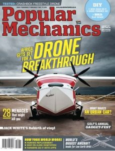 Popular Mechanics South Africa – August, 2017 [PDF]