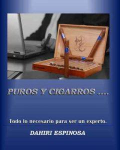 Puros y Cigarros – Dahiri Espinosa [ePub & Kindle]