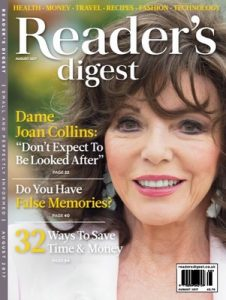 Reader's Digest UK – August, 2017 [PDF]