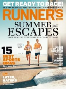 Runner's World USA – August, 2017 [PDF]