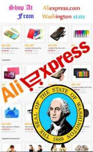 Shop at aliexpress.com from Washington State: In my eBook i teach method how customers from washington state can buy directly from Aliexprss.com website – Pardeep [ePub & Kindle]