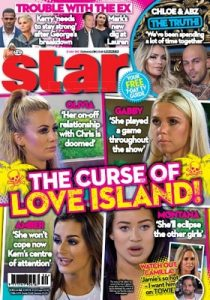 Star Magazine UK – 31 July, 2017 [PDF]