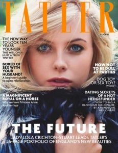 Tatler UK – August, 2017 [PDF]