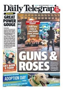 The Daily Telegraph (Sydney) – July 27, 2017 [PDF]