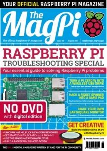 The MagPi – August, 2017 [PDF]