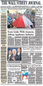 The Wall Street Journal July 21, 2017 [PDF]