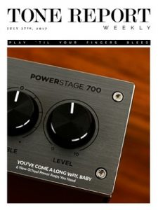 Tone Report Weekly – Issue 190 – July 28, 2017 [PDF]