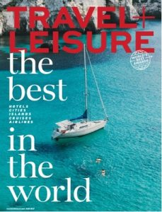 Travel+Leisure USA – August, 2017 [PDF]