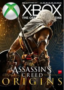 Xbox: The Official Magazine UK – Issue 154 – September, 2017 [PDF]