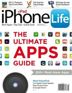 iPhone Life Magazine – Fall, 2017 [PDF]