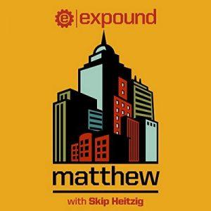 40 Matthew – 2011 – Skip Heitzig [Narrado por Skip Heitzig] [Audiolibro] [Español]