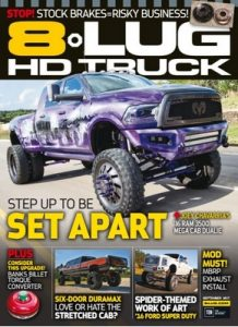 8-Lug HD Truck – September, 2017 [PDF]