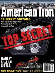 American Iron Magazine – Issue 354, 2017 [PDF]