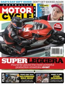 Australian Motorcycle News – August 17, 2017 [PDF]