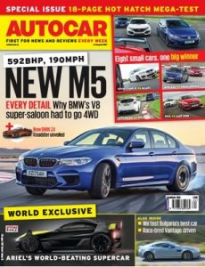 Autocar UK – 23 August, 2017 [PDF]