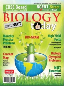 Biology Today – September, 2017 [PDF]
