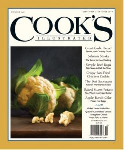 Cook's Illustrated – September-October, 2017 [PDF]