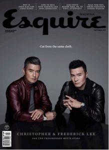 Esquire Malaysia – September, 2017 [PDF]