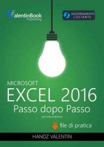 Excel 2016 Passo dopo Passo – Handz Valentin, Samantha Delfino [ePub & Kindle] [Italian]