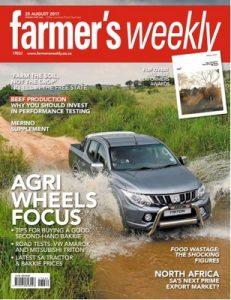 Farmer's Weekly – August 25, 2017 [PDF]