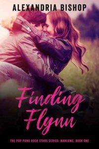 Finding Flynn (Marlowe #1) (The Pop Punk Rock Stars) – Alexandria Bishop [ePub & Kindle] [English]
