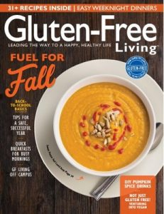 Gluten-Free Living – September-October, 2017 [PDF]