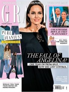 Grazia UK – Issue 642 – 28 August, 2017 [PDF]