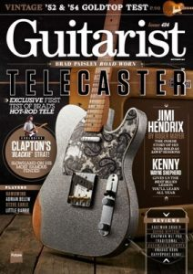 Guitarist – Issue 424 – September, 2017 [PDF]