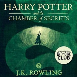 Harry Potter and the Chamber of Secrets, Book 2 – J.K. Rowling [Narrado por Jim Dale] [Audiolibro] [English]