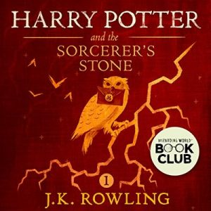 Harry Potter and the Sorcerer's Stone, Book 1 – J.K. Rowling [Narrado por Jim Dale] [Audiolibro] [English]