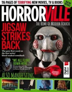 Horrorville – Issue 5, 2017 [PDF]