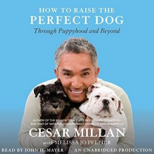 How to Raise the Perfect Dog: Through Puppyhood and Beyond – Melissa Jo Peltier, Cesar Millan [Narrado por John H. Mayer] [Audiolibro] [English]