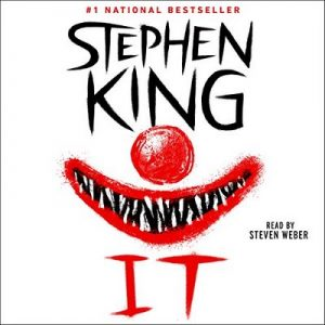It – Stephen King [Narrado por Steven Weber] [Audiolibro] [English]
