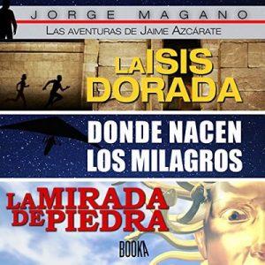 Las Aventuras de Jaime Azcárate – Jorge Magano [Narrado por Jose Javier Serrano] [Audiolibro] [Español]