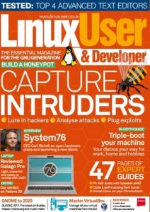 Linux User & Developer – Issue 182, 2017 [PDF]
